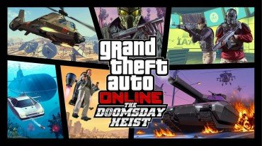 Διαθέσιμο το The Doomday Heist DLC του Grand Theft Auto Online