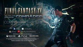 Μια ματιά στο επερχόμενο update του Multiplayer Expansion: Comrades για το FF XV