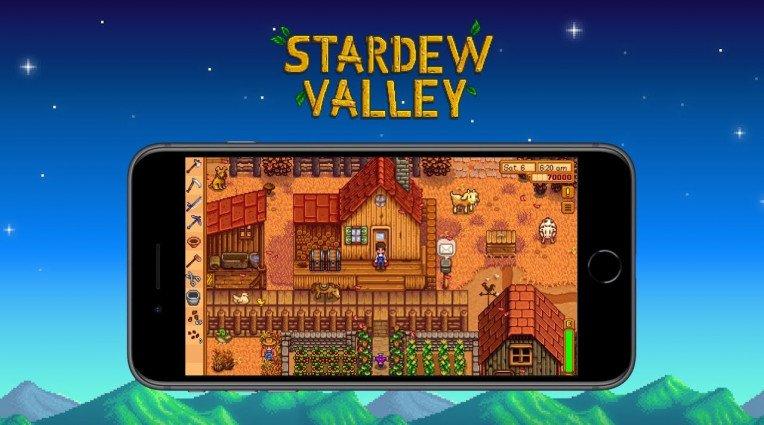 Εντός Οκτωβρίου σε iOS το Stardew Valley