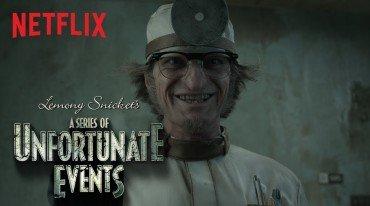 Teaser για τη δεύτερη σεζόν του A Series Of Unfortunate Events