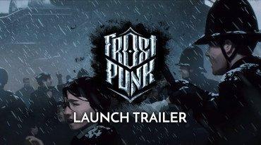 Launch trailers για τα Frostpunk και BattleTech