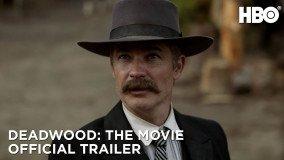 Επίσημο trailer για την ταινία Deadwood του HBO