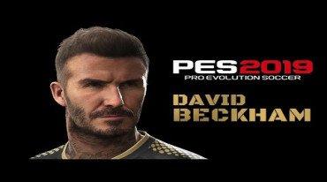 Νέο video για το PES 2019 με πρωταγωνιστή τον David Beckham