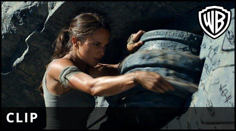 Τέσσερα νέα clips για το Tomb Raider