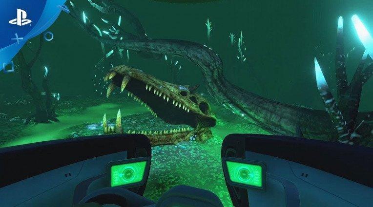 Επιβεβαιώθηκε το Subnautica για το PS4
