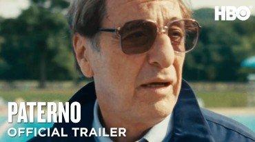 Επίσημο trailer για την ταινία Paterno με τον Al Pacino