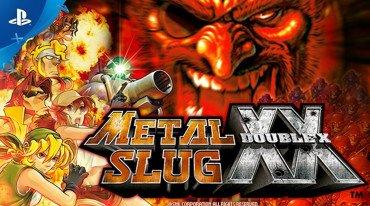 Launch trailer για την PS4 έκδοση του Metal Slug XX