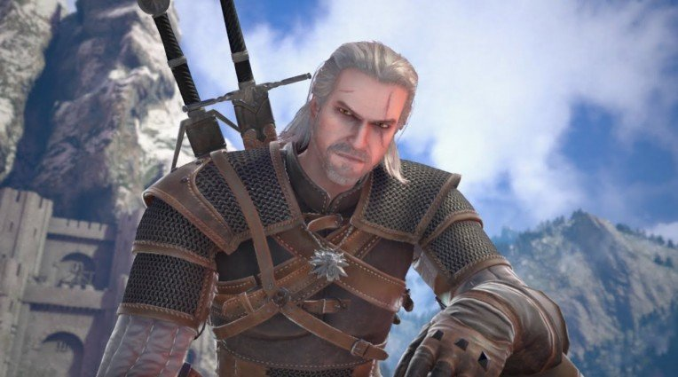 Ο Geralt of Rivia καταφθάνει στο Monster Hunter: World