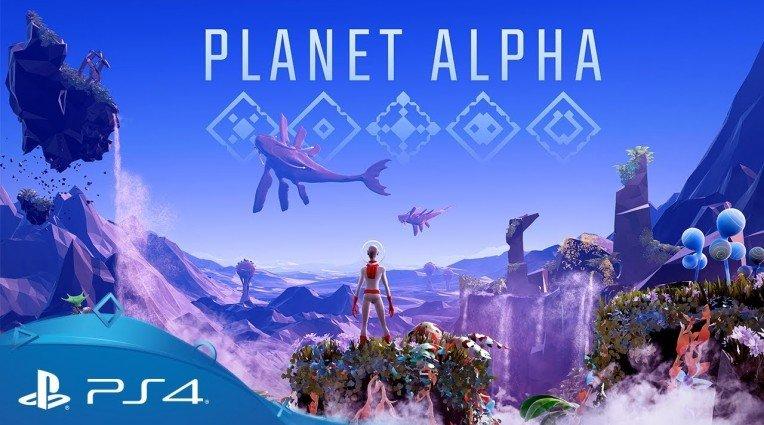 Ανακοινώθηκε το Planet Alpha για το PS4