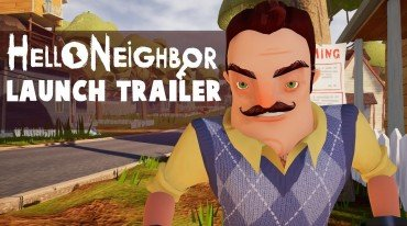 Launch trailer για το Hello Neighbor