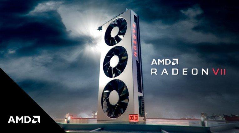 Η AMD ανακοίνωσε τη Radeon 7 με 16GB VRAM
