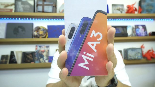 Xiaomi Mi A3 Unboxing: Γνωρίστε το νέο Android One smartphone