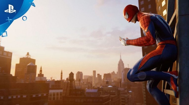 E3 2018: Gameplay walkthrough για το Spider-Man