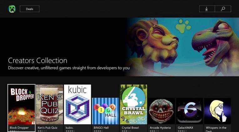 Διαθέσιμο το Creators Collection σε Xbox One και Windows 10