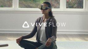 Η HTC ανακοίνωσε το Vive Flow, ένα νέο αυτόνομο VR headset (video)
