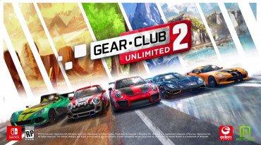 Έρχεται στο Switch το Gear.Club Unlimited 2
