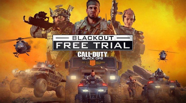 Δωρεάν εβδομάδα για το Call of Duty: Black Ops 4 Blackout