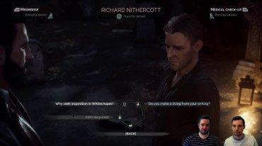 Σχεδόν μια ώρα gameplay από το Vampyr