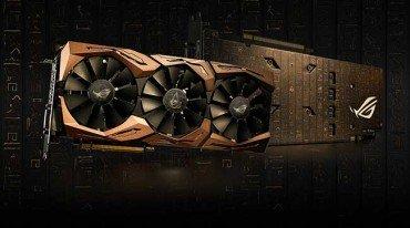 Ανακοινώθηκε η ROG STRIX 1080 Ti Assassin's Creed Edition