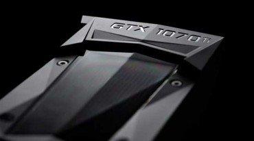 Ανακοινώθηκε η NVIDIA GeForce GTX1070Ti