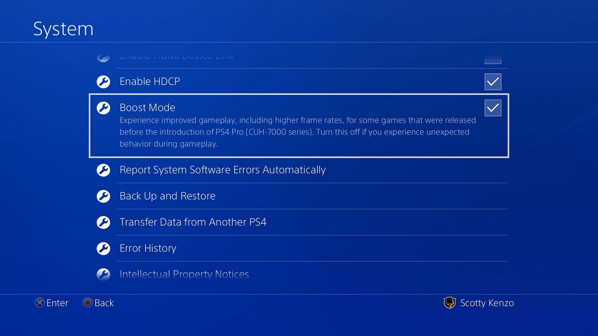 Sony actualiza el firmware de PS4