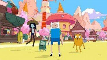 Το νέο Adventure Time έρχεται το 2018