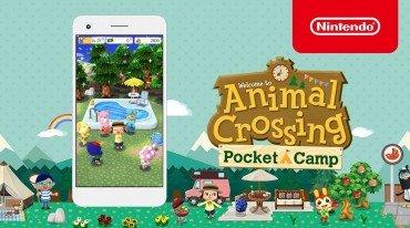 Ημερομηνία για το Animal Crossing: Pocket Camp