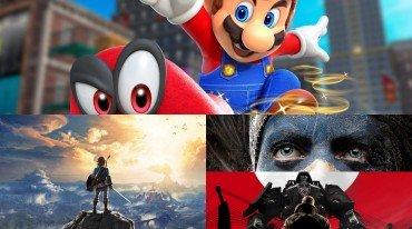 2017: Τα Video Games Reviews