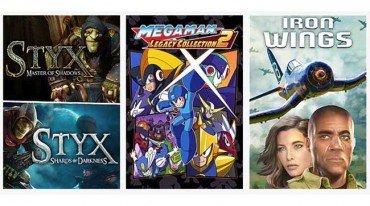 Deals With Gold 12/12/2017: Προσφορές σε Styx, Megaman και Iron Wings