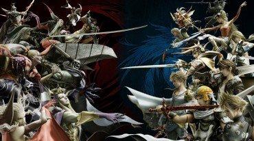 Cloud, Squall και Zidane στα νέα trailers του Dissidia Final Fantasy NT