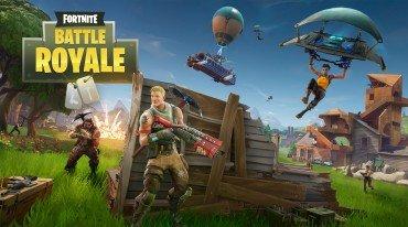 Σε συσκευές iOS και Android το Fortnite Battle Royale