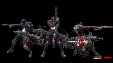 Σε ανάπτυξη το Gungrave G.O.R.E. για PS4