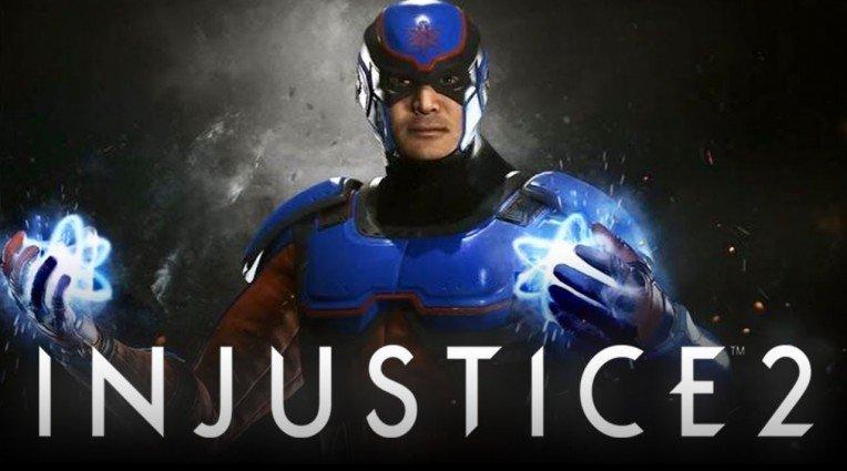 Ο Atom έρχεται στο Injustice 2