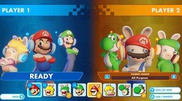 Προσθήκη versus mode στο Mario + Rabbids: Kingdom Battle