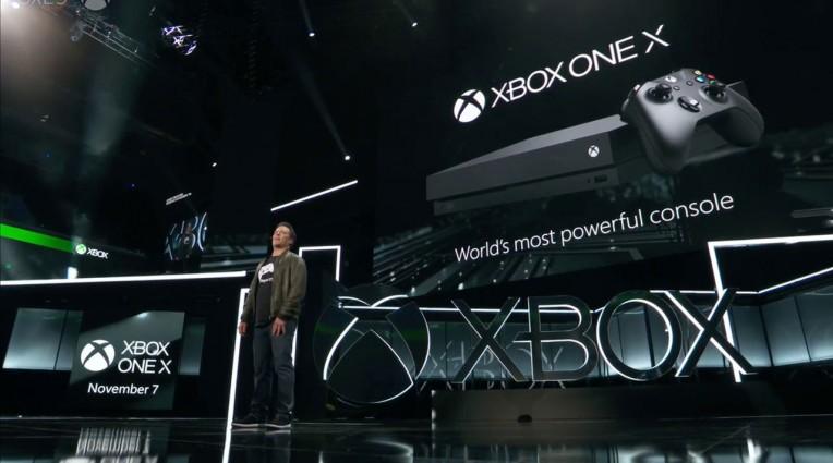 Xbox @ E3 2017: Τρέχει με το X