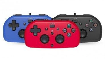 Λεπτομέρειες για το Mini Wired Gamepad του PlayStation 4