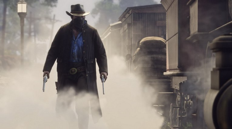 Launch trailer για το Red Dead Redemption 2