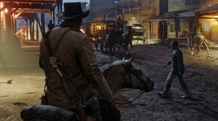 Red Dead Redemption 2 gameplay trailer: Δείτε το εδώ