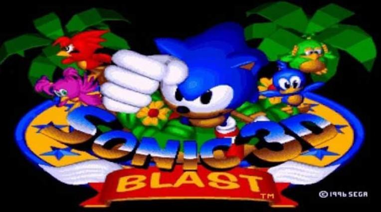 Νέο trailer για το Sonic 3D Blast DX