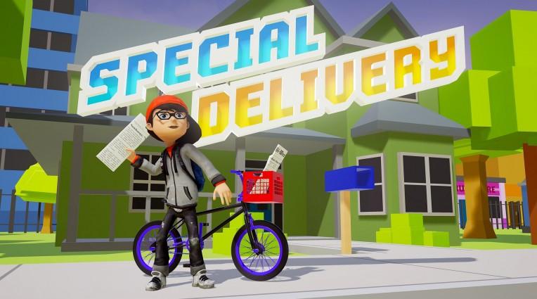 Με άρωμα Paperboy, έρχεται το Special Delivery στο PS4