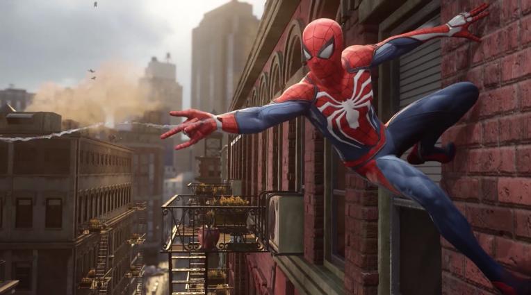 Νέες πληροφορίες για το Spider-Man game