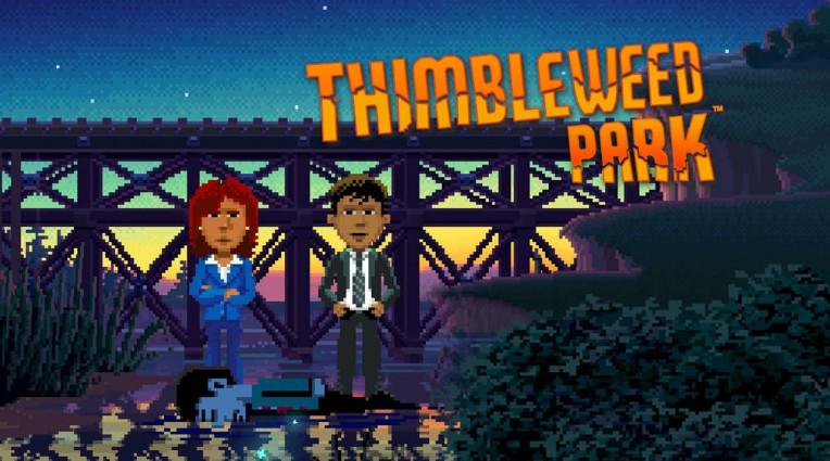 Στο Switch το Thimbleweed Park