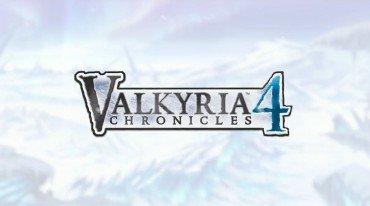 Ανακοινώθηκε το Valkyria Chronicles 4