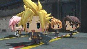 Ανακοινώθηκε το World of Final Fantasy: Meli Melo
