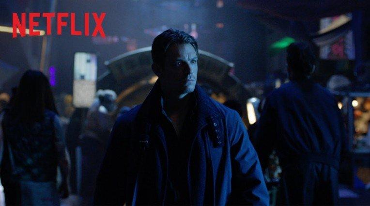 Πρώτο trailer για το Altered Carbon του Netflix