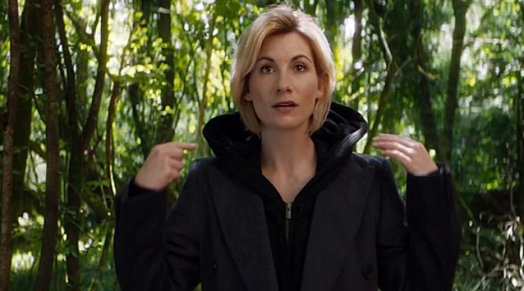 Γυναίκα πρωταγωνίστρια στο Doctor Who