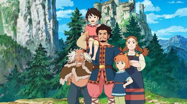 Πρώτο trailer για το Ronja, the Robber's Daughter του Miyazaki
