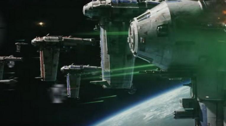 Πρώτο teaser για το Star Wars: The Last Jedi