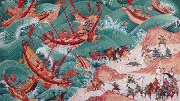 Αφόρητοι: Μογγολική εισβολή