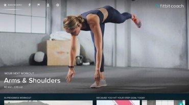 Γυμναστική στο σπίτι με το Coach app